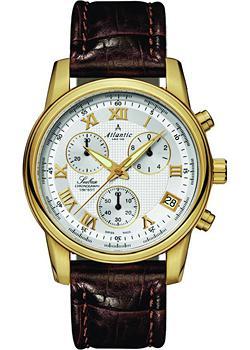 Швейцарские наручные  мужские часы Atlantic 64450.45.28. Коллекция Seabase. Производитель: Atlantic, артикул: w93616