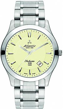Швейцарские наручные  мужские часы Atlantic 71365.41.91. Коллекция Seahunter Bestwatch 12140.000
