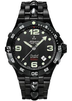 Швейцарские наручные мужские часы Atlantic 88788.46.68. Коллекция Seashark