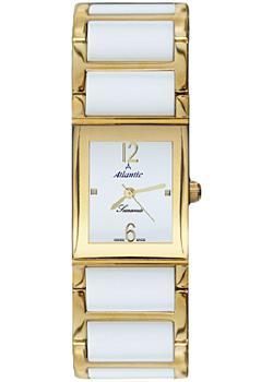 Швейцарские наручные  женские часы Atlantic 92045.55.15. Коллекция Searamic