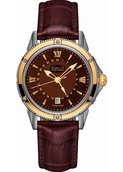 Швейцарские наручные  мужские часы Auguste Reymond AR7550.9.862.8. Коллекция Magellan GMT Auguste Reymond   фото