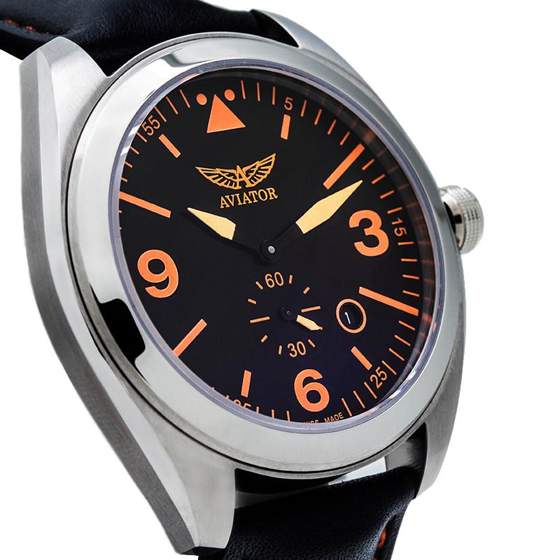 Наручные часы Aviator мужские и женские можно с лёгкостью выбрать в интернет-магазине Time Code