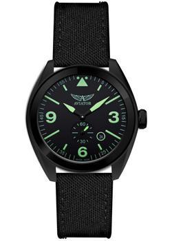 Aviator Часы Aviator M.1.10.5.031.7. Коллекция Mig-25 Foxbat