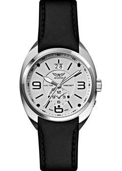 Швейцарские наручные мужские часы Aviator M.1.14.0.085.4. Коллекция Mig-21 Fishbed фото