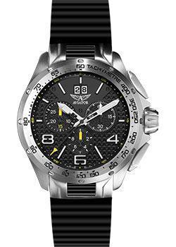 Швейцарские наручные мужские часы Aviator M.2.19.0.131.6. Коллекция Mig-35