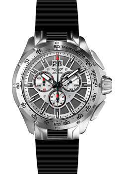 Швейцарские наручные мужские часы Aviator M.2.19.0.135.6. Коллекция Mig-35