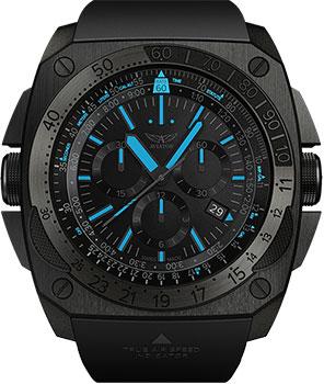 Швейцарские наручные мужские часы Aviator M.2.30.5.217.6. Коллекция Mig-29 фото
