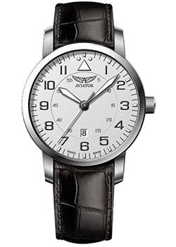 Швейцарские наручные мужские часы Aviator V.1.11.0.039.4. Коллекция Airacobra фото