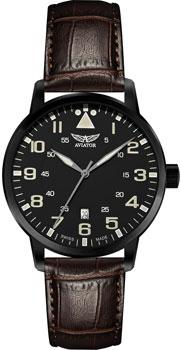 Швейцарские наручные мужские часы Aviator V.1.11.5.037.4. Коллекция Airacobra фото