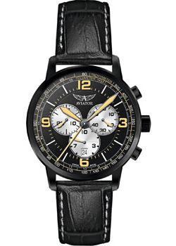 Швейцарские наручные мужские часы Aviator V.2.16.5.098.4. Коллекция Kingcobra фото