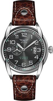 Купить Часы мужские Швейцарские наручные  мужские часы Aviator V.3.18.0.099.4. Коллекция Bristol Bulldog  Швейцарские наручные  мужские часы Aviator V.3.18.0.099.4. Коллекция Bristol Bulldog