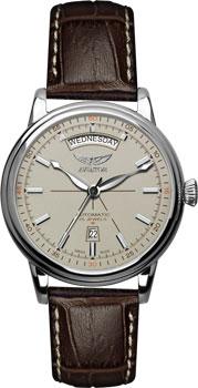 Швейцарские наручные мужские часы Aviator V.3.20.0.141.4. Коллекция Douglas фото
