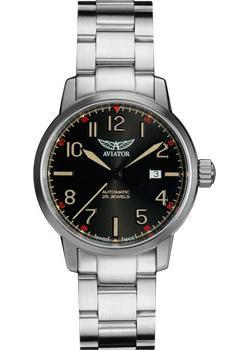 Швейцарские наручные мужские часы Aviator V.3.21.0.139.5. Коллекция Airacobra фото