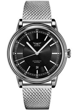 Швейцарские наручные мужские часы Aviator V.3.32.0.232.5. Коллекция Douglas фото