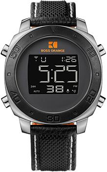 Купить Часы мужские fashion наручные  мужские часы BOSS Orange 1512752. Коллекция Digital  fashion наручные  мужские часы BOSS Orange 1512752. Коллекция Digital