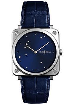 Швейцарские наручные  женские часы Bell&Ross BRS-EA-ST_SCR. Коллекция BR S