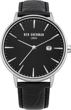 fashion наручные  мужские часы Ben Sherman WB001BA. Коллекция Portobello Professional
