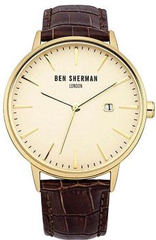 fashion наручные  мужские часы Ben Sherman WB001BRA. Коллекция Portobello Professional