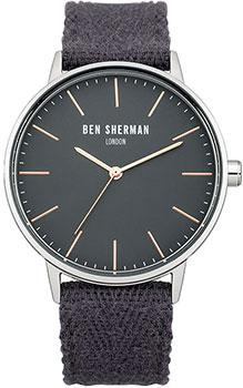 fashion наручные  мужские часы Ben Sherman WB009EA. Коллекция Portobello Social