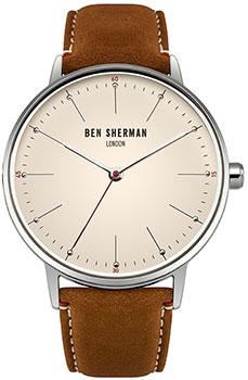 fashion наручные  мужские часы Ben Sherman WB009TA. Коллекция Portobello Touch