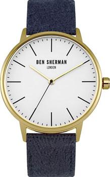 fashion наручные  мужские часы Ben Sherman WB009UG. Коллекция Portobello Social