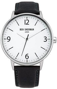 fashion наручные  мужские часы Ben Sherman WB023BA. Коллекция Portobello Casual