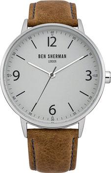fashion наручные  мужские часы Ben Sherman WB023TA. Коллекция Portobello Casual