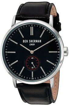 fashion наручные  мужские часы Ben Sherman WB032BA. Коллекция Big Portobello Social