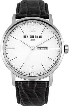 fashion наручные  мужские часы Ben Sherman WB046B. Коллекция Big Portobello Professional
