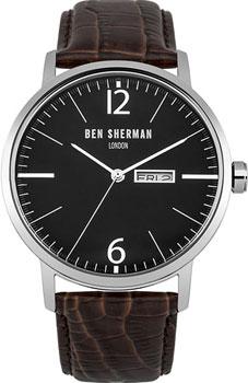 fashion наручные  мужские часы Ben Sherman WB046BR. Коллекция Big Portobello Professional