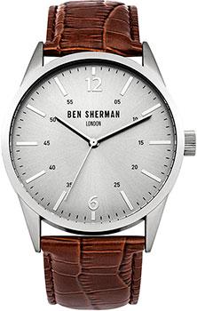 fashion наручные  мужские часы Ben Sherman WB060BRA. Коллекция Portobello Social от Bestwatch.ru