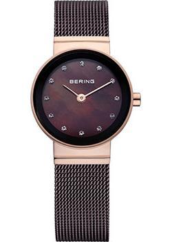 fashion наручные  женские часы Bering 10122-265. Коллекция Classic