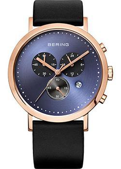 fashion наручные  мужские часы Bering 10540-567. Коллекция Classic.