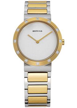 fashion наручные  женские часы Bering 10629-710. Коллекция Classic