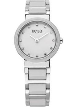 fashion наручные  женские часы Bering 10725-754. Коллекция Ceramic