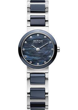 fashion наручные  женские часы Bering 10725-787. Коллекция Ceramic