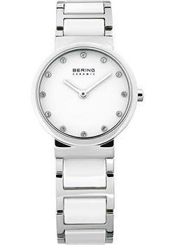 fashion наручные  женские часы Bering 10729-754. Коллекция Ceramic