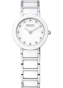fashion наручные  женские часы Bering 11422-754. Коллекция Ceramic