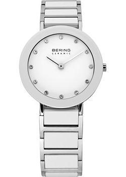 fashion наручные  женские часы Bering 11429-754. Коллекция Ceramic
