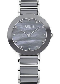 fashion наручные  женские часы Bering 11429-789. Коллекция Ceramic