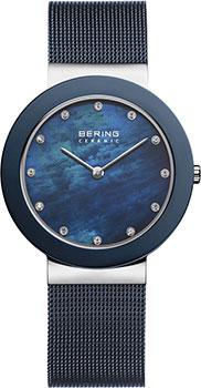 fashion наручные  женские часы Bering 11435-387. Коллекция Ceramic