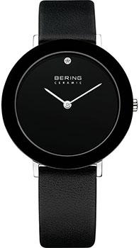 fashion наручные  женские часы Bering 11435-442. Коллекция Ceramic