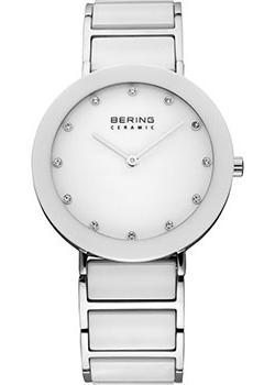 fashion наручные  женские часы Bering 11435-754. Коллекция Ceramic