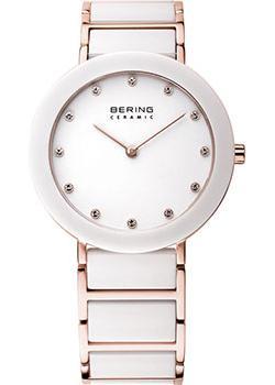fashion наручные  женские часы Bering 11435-766. Коллекция Ceramic