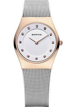 fashion наручные  женские часы Bering 11927-064. Коллекция Classic