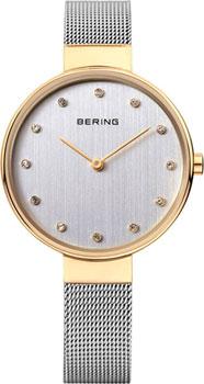 fashion наручные  женские часы Bering 12034-010. Коллекция Classic