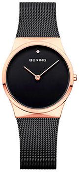 fashion наручные  женские часы Bering 12130-166. Коллекция Classic