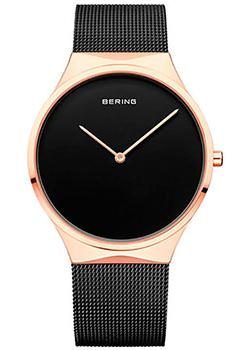 fashion наручные  женские часы Bering 12138-166. Коллекция Classic