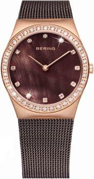 fashion наручные  женские часы Bering 12426-262. Коллекция Classic