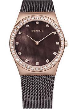 fashion наручные  женские часы Bering 12430-262. Коллекция Classic